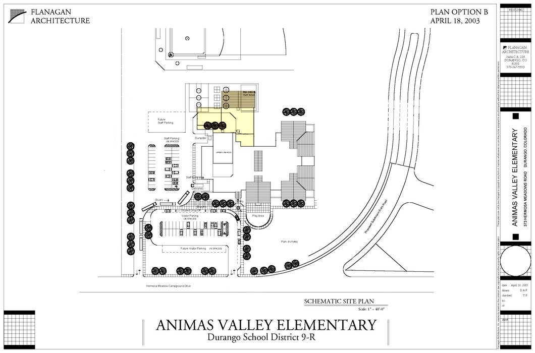 Animas Valley Elementary School