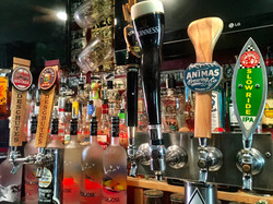 Local Beers on Tap!