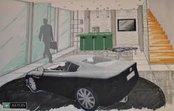 Aston Services Concept Showroom