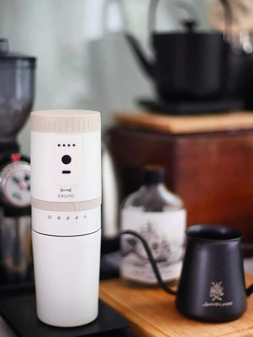 BRUNO Coffee Maker with mill 電動咖啡磨豆器/過濾器/保暖保冷杯 3合1