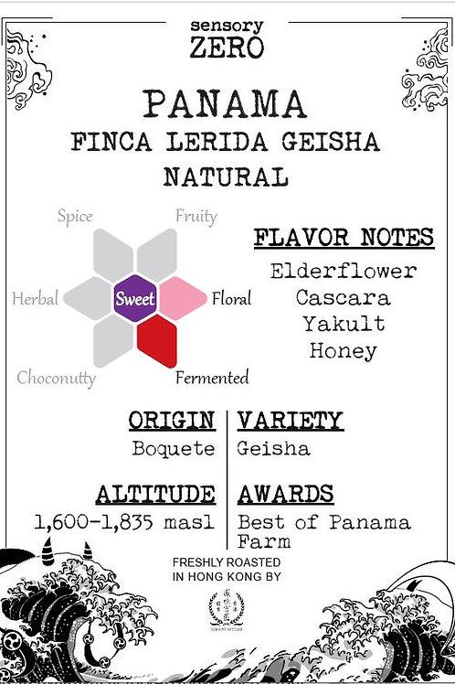 Panama Finca Lerida Geisha Natural (100g)