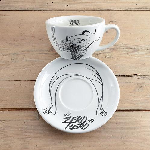 latte cup set