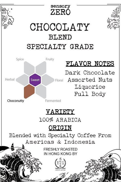 "Chocolaty Blend ""espresso roast"" (1kg)"