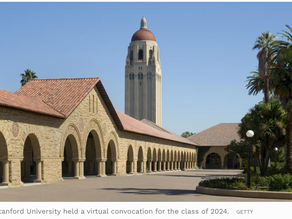 Stanford Welcomes Students Back To Campus Virtually