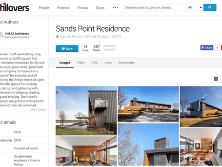 Sands Point Residence @ Archilovers