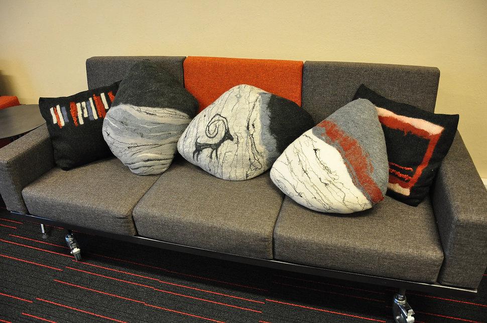 Felt Pillows