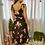 Thumbnail: Vestido Longuete Buquê de Flores