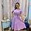 Thumbnail: Vestido Transpassado Olívia