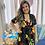 Thumbnail: Vestido Jardim de Flores