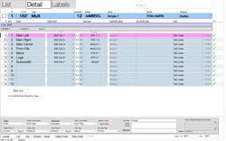 CableWalla Label Database - Mult