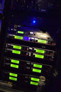 RF Rack Receiver Labels
