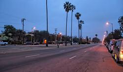 North Hills CA Sepulveda Blvd