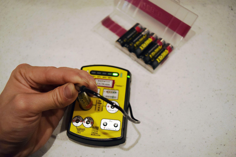 Battery Metering