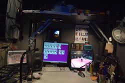RF Land Desk Close-Up