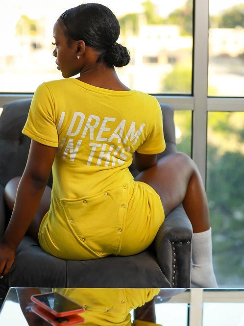 I Dream in This onesie