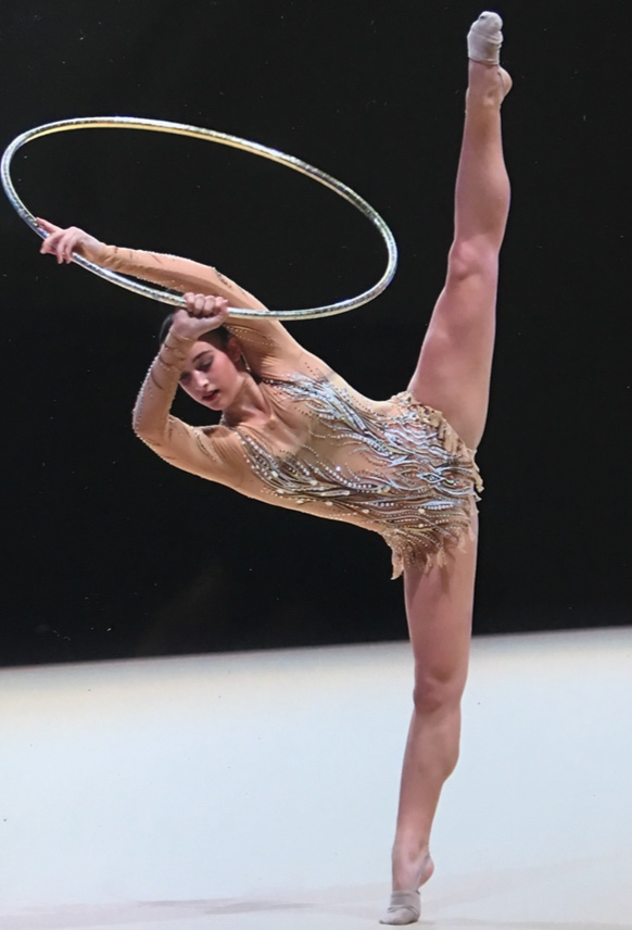 rhythmic gymnastics London