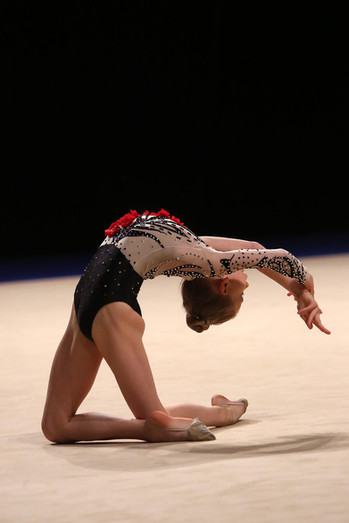 Rhythmic gymnastics, London