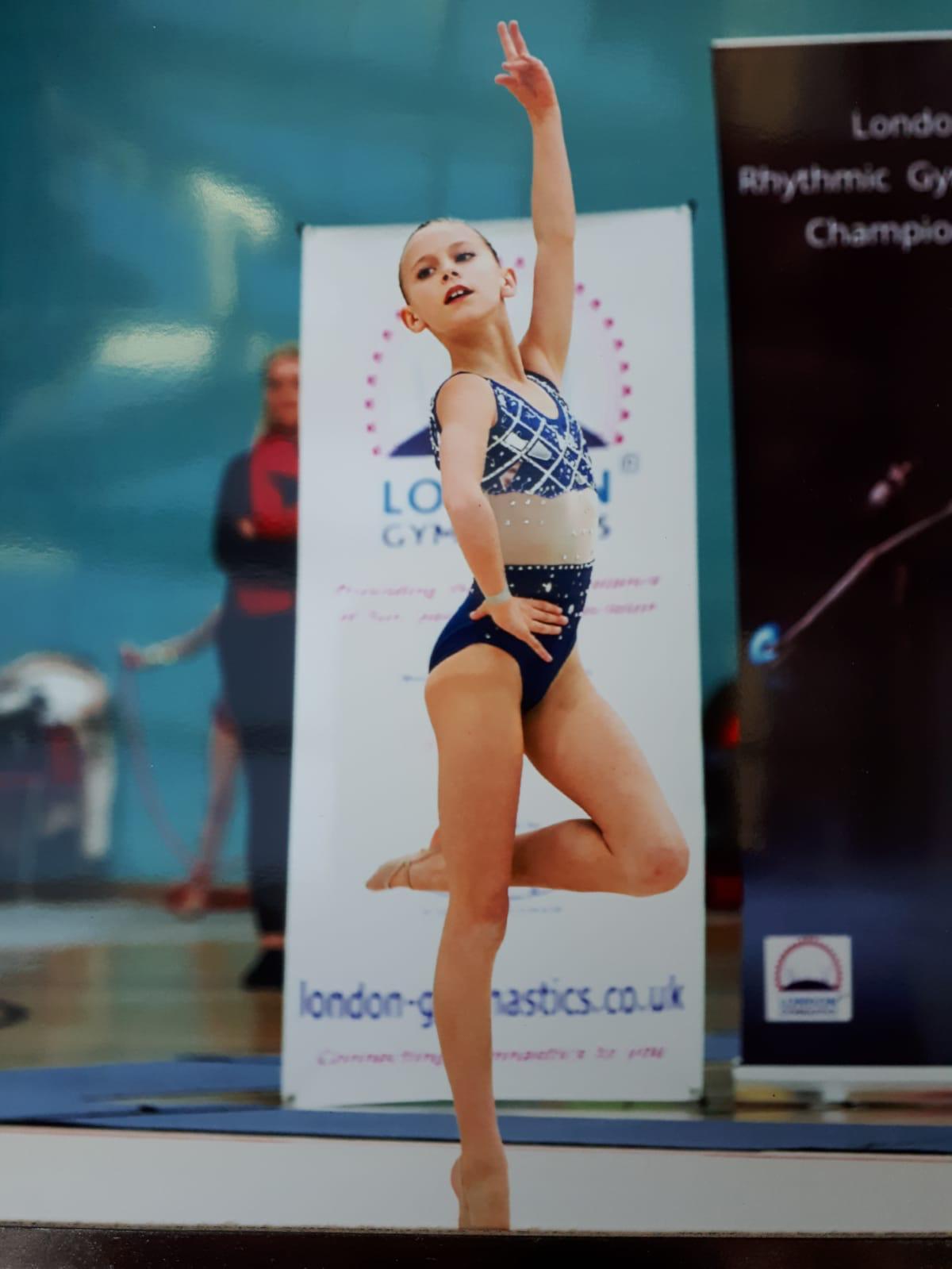 Sasha - Rhythmic Gymnastics