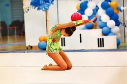 Diana - Rhythmic Gymnastics, ball