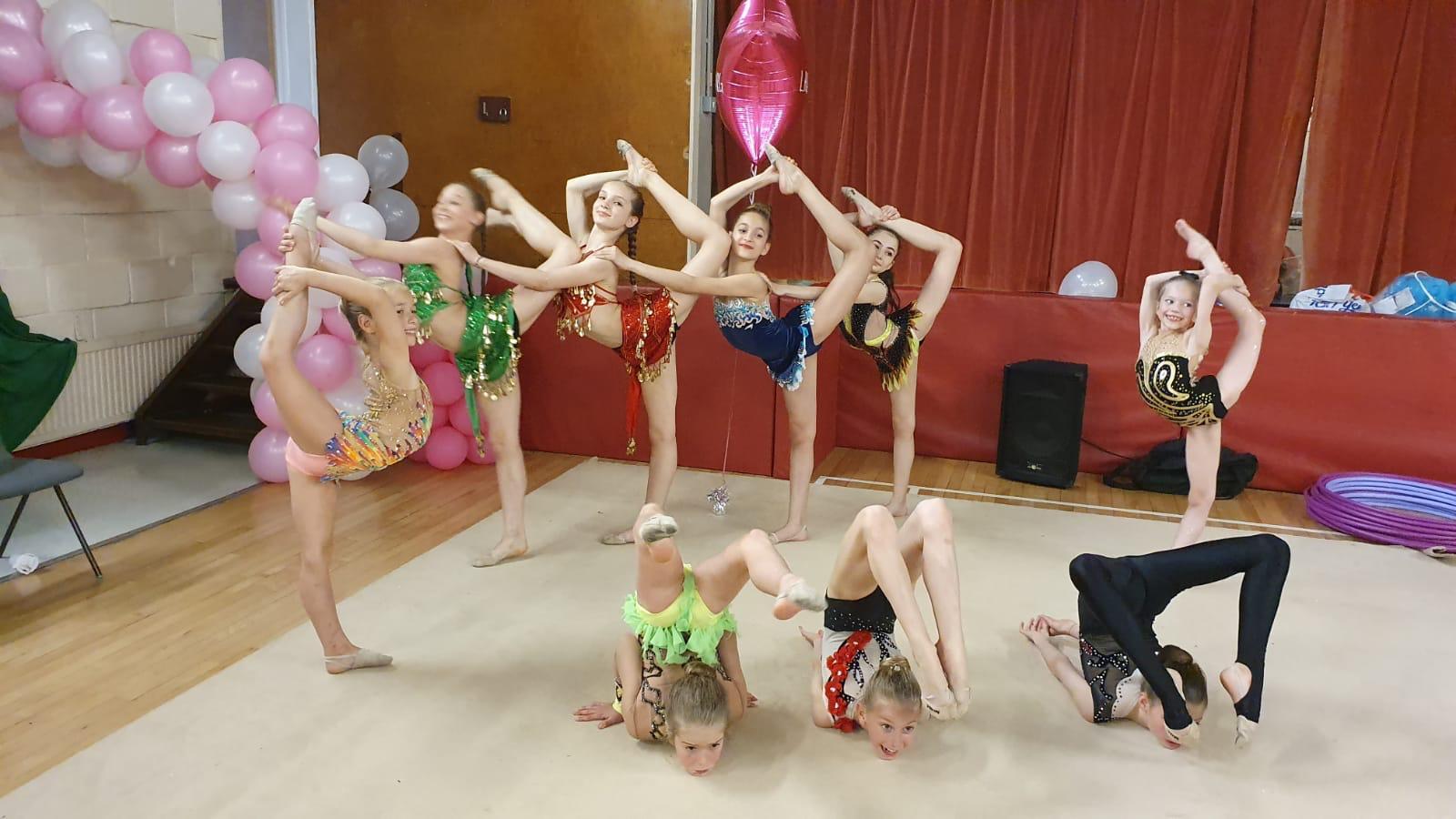 rhythmic gymnastics,London
