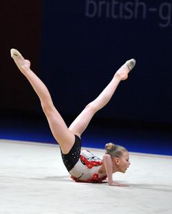 rhythmic gymnastics, London