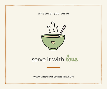 Serve with Love