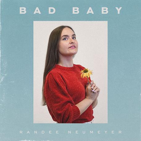 RandeeNeumeyer - Bad Baby - Album Cover.