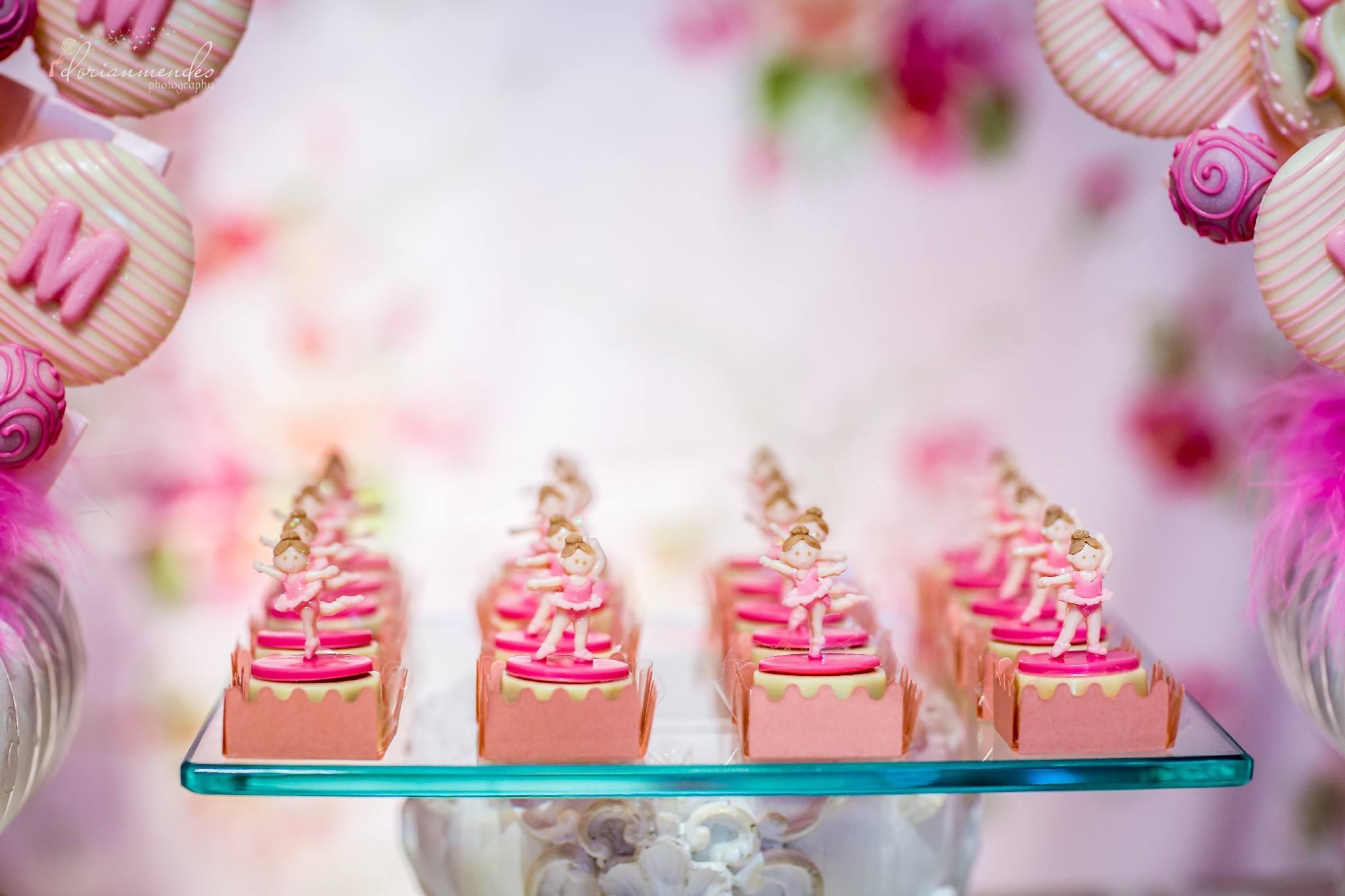 Um ballet de doces !