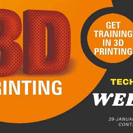 3D PRINTING WEBINAR: INTRODUCTION TO 3D PRINTING