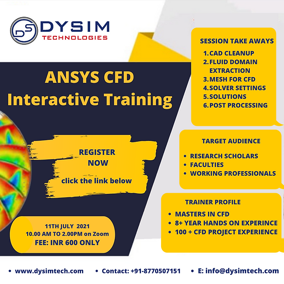 ANSYS CFD Interactive Training