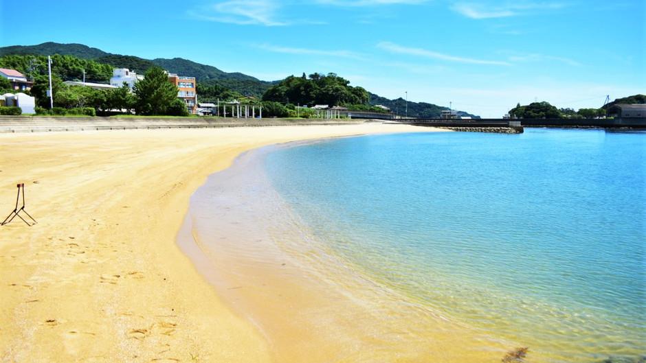 臼杵の夏、おすすめの海水浴場はココ!