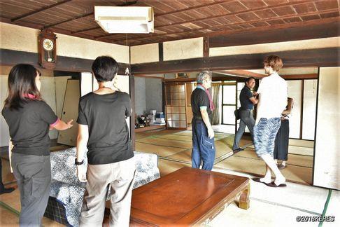 臼杵市の空き家物件巡り