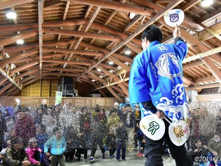子供も大人も超本気!「うすき海鮮朝市大感謝祭」