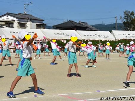 臼杵小学校の運動会(プログラム編)