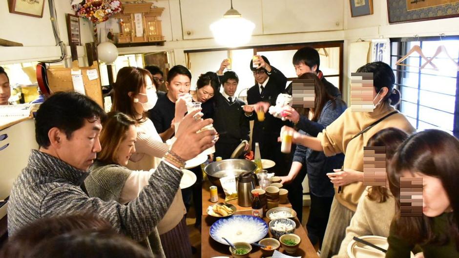東京meets 臼杵