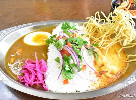 田んぼに囲まれた東南アジア「Tubby's Cafe」#ちあうすきめし