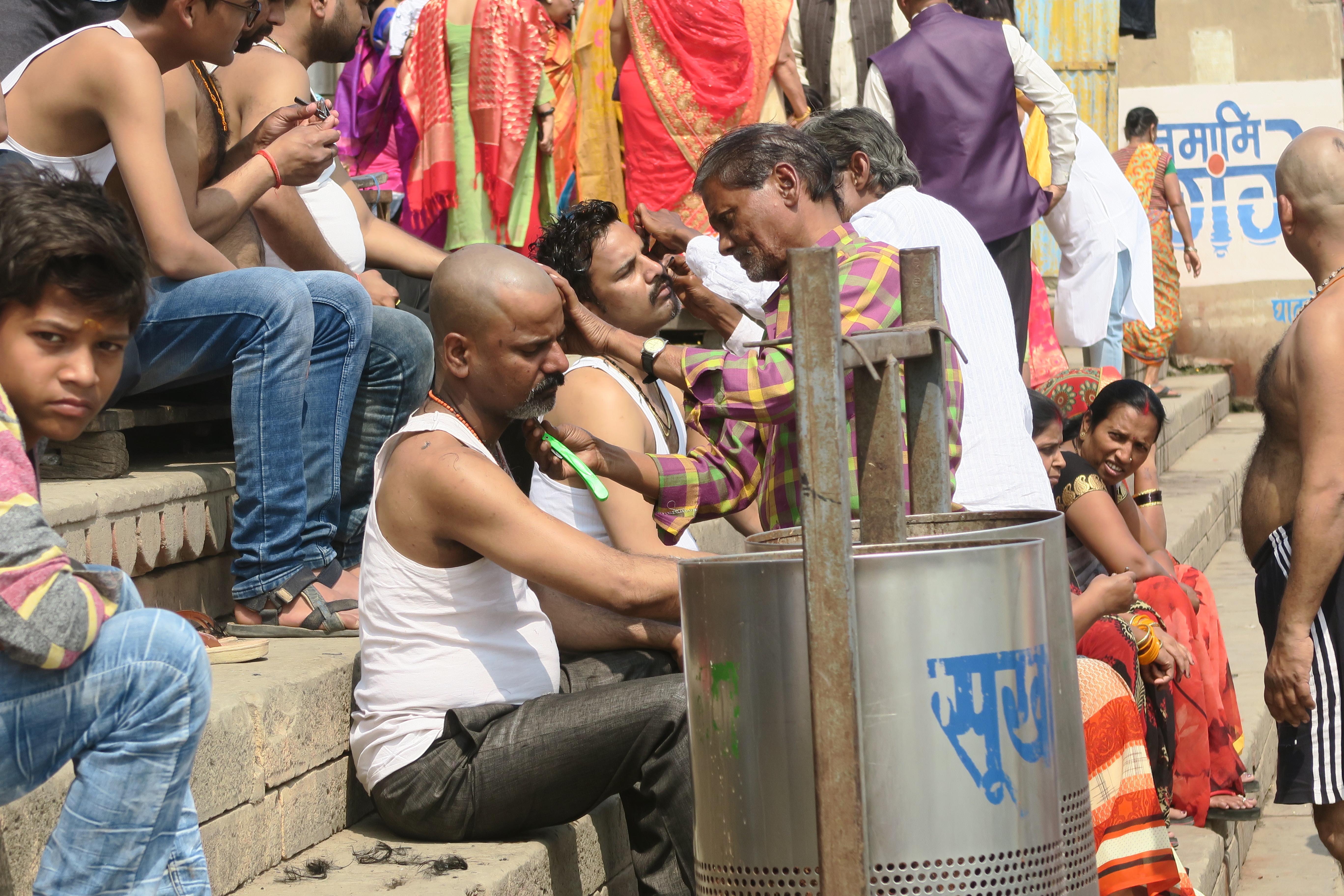 život v indických ulicích