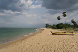 pláže Nilaveli