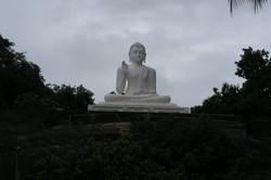 socha Buddhy v Mihintale