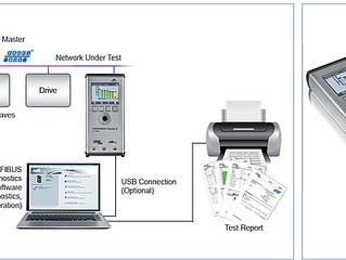 Nový BC-700-PB : Mobilní diagnostika PROFIBUSu a tester kabeláže v jednom.