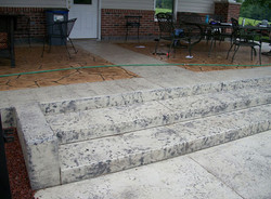 Custom Home Builder_Stone Steps