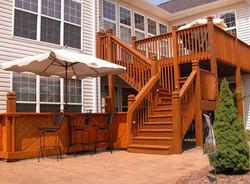 Custom Home Builder_Custom Deck