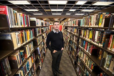 Kevn Murdoch Board Chair Greater Victoria Public Library GVPL