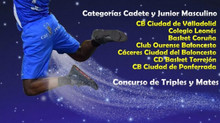 Designaciones XXX Torneo de Reyes Ciudad de Ponferrada