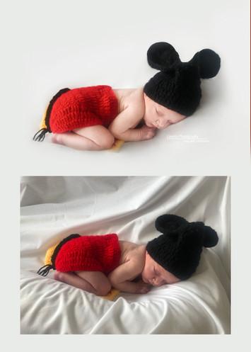 newborn photography virtual session
