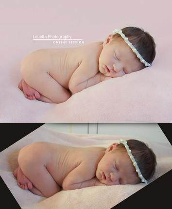 newborn photography baby girl sessioduri