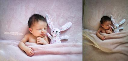 edited photos newborn photography louell