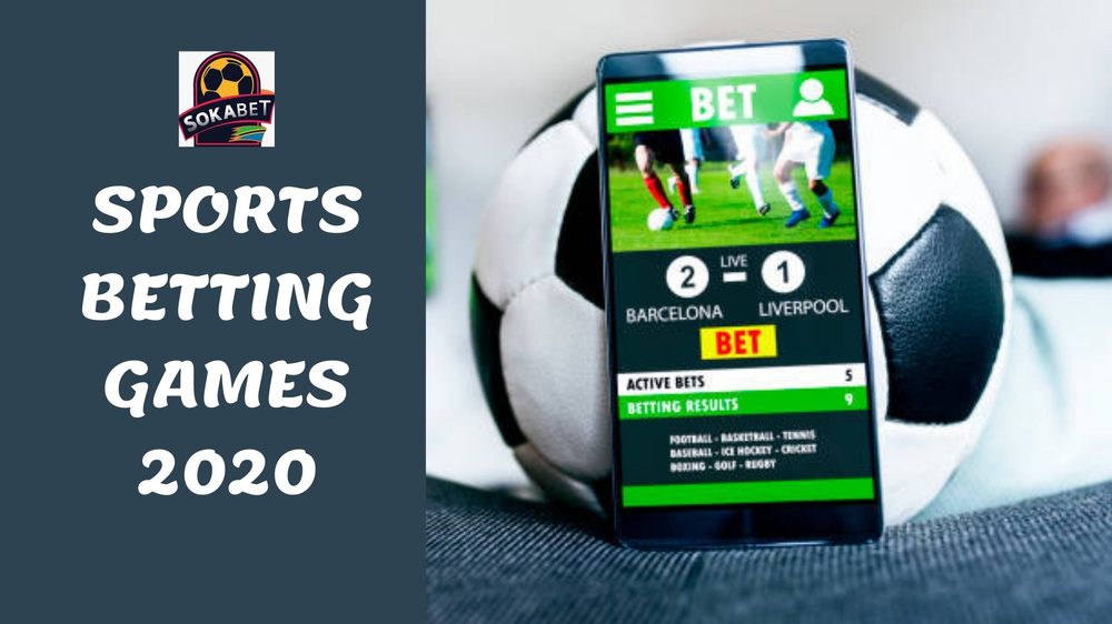 Online Sports Betting Games that are Trending in 2020