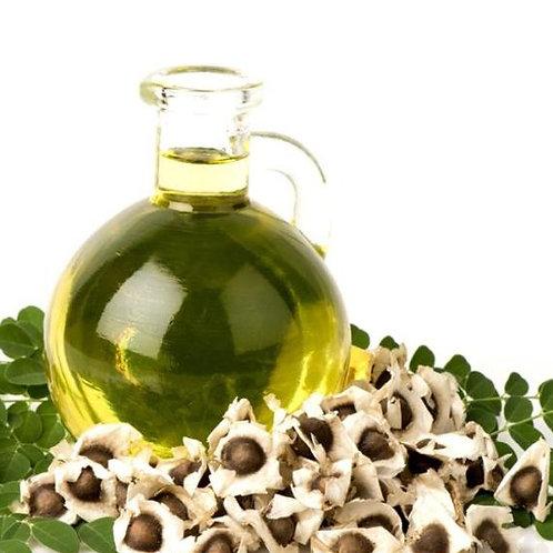 Organic Cold Pressed Virgin Moringa Oleifera Oil
