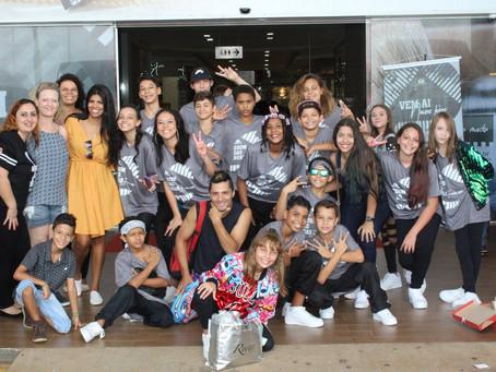 Apresentação de Dança no Paraná Moda Park Shopping 2019